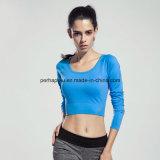 Mode Vêtements pour femmes Vêtements de sport courts à manches longues