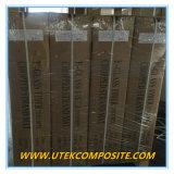 Largeur 97cm couvre-tapis de brin coupé par fibre de verre Untrimmed de deux côtés