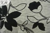 Tela 2016 do sofá da alta qualidade da tela do jacquard de veludo (FTH32028A)