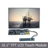 10.1 módulo do LCD SKD da polegada com o painel de toque 4-Wire Resistive