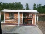 Vendita calda 2016 che piega Camera mobile/villa prefabbricate/prefabbricate per l'attrazione turistica