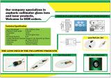 Lente de cristal del colimador asférico óptico de Danpon para los productos del laser
