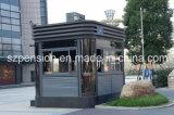 Casa de protector prefabricada del bajo costo/prefabricada móvil al aire libre para la venta caliente