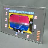 Boîte légère de clignotant ultra-mince d'affiche de LED