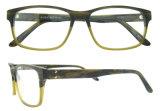 아세테이트 광학 프레임 Eyewear 도매 가관 프레임 나무 같이 새로운 도착
