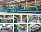 Производственная линия 2016 доски силиката кальция