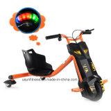 ライトが付いている熱い販売の安い品質3の車輪の電気スクーター