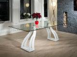 De innovatieve Eettafels kopen Online Exclusieve Houten Eettafel met 6 Stoelen (nk-DTB004)
