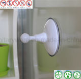 Gancho de leva sanitario de goma de Maxture con la taza de Scution del vacío del aire