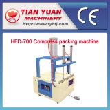 Máquina de embalagem macia não tecida dos produtos de matéria têxtil
