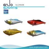 Richiamo poco profondo Lipless di vendita caldo selezionato di pesca del pescatore con Vmc gli ami tripli (SLL140106)