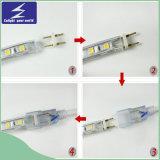 110V 220V buntes Streifen-Seil-Licht Belüftung-LED
