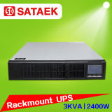 Paquete externo de la batería del soporte de la UPS del montaje de estante para el ordenador