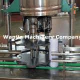 Ligne de remplissage automatique de la poudre en cuir pour la canette d'aérosol