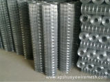 Гальванизированная нержавеющей сталью покрынная PVC сваренная ячеистая сеть