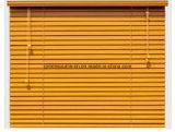 25mm Vinyl Mini Blinden (de gordijnen van pvc)