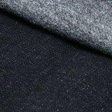 Tessuto viscoso del denim dello Spandex del cotone della novità