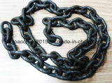 黒い酸化物のためのG80 En818-2/DIN5687-80の持ち上がる鎖