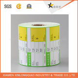 Selbstklebender Drucker-thermischer Barcode-Hilfsverkaufs-Kennsatz-Drucken-Aufkleber