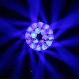 luces móviles de DJ de la pista del ojo LED de la abeja 19X15W, iluminación de la etapa del ojo K10 19X15 W de B