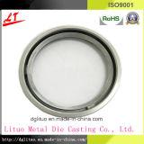 A liga de alumínio da lâmpada da iluminação do diodo emissor de luz da ferragem morre o anel da circular da carcaça