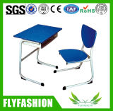 Mesa da sala de aula da escola da alta qualidade e cadeira (SF-49S)