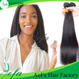 熱い販売の柔らかさの100%年のRemyのブラジルの毛のバージンの毛の拡張