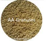 葉状の有機肥料(アミノ酸によってキレート環を作られるCu、Fe、Zn、Mn、Mg、B、Co、Mo)