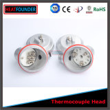 Kny Industrial Silvery Thermocouple Head