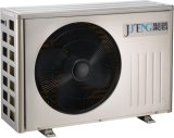 Pompe à chaleur air eau Combinez avec chauffage solaire pour l'eau chaude domestique