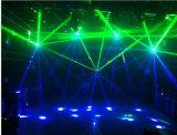 Luz principal movente do efeito da qualidade 300W 12pcsx10 para a luz do estágio