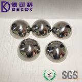 Bola del hemisferio del acero inoxidable de la alta calidad AISI304 media