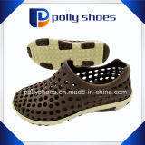 Grosser Size Men Rubber Garten Shoes Made in China