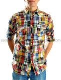 Camice di vestito su ordinazione all'ingrosso dagli uomini (ELTDSJ-384)