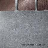 Form-Farbe weiches PU-Sofa-Leder (KC-W026)