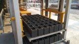 Linha de produção da máquina do tijolo de Qft6-15hollow
