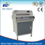 Professionele numeriek-Controle 450mm van de Fabrikant (wd-450VS+) de Snijder van het Document