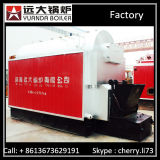 Henan Industrial Steam Boiler Supplier - Chaudière Yuan Yuanda