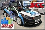 La vernice automatica Sema 2015 qualifica la vernice automobilistica del fornitore