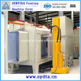 2016 máquinas de revestimento novas do pó/linha de pintura (cabine de pulverizador do pó)