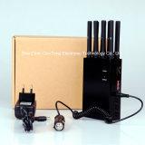 シグナルJammer GPS WiFi 3G 4G Signal Jammer Blocker Lojack Jammer 8 Antennas Portable Signal Jammer