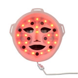 反Aging Wrinkle RemovalおよびLady Wy-1003のためのUSB AdapterとのSkin Rejuvenationのための再充電可能な3D Massage LED IPL Facial Massage Mask