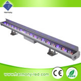 220V 24*1W RVB DEL Wall Washer Light