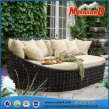 Im Freienpatio-Rattan-Sofa-BettDaybed