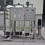 Planta da purificação de água bebendo do sistema do RO