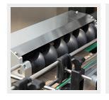 収縮の袖のラベルの印字機(MT-600)