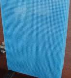 Vidrio endurecido Tempered teñido barato impreso de la fábrica del vidrio del arte