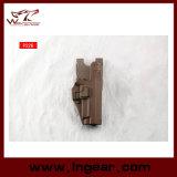 P226 het Rechtse Tactische Holster Blackhawk van het Leger onder het Holster van het Kanon van de Laag