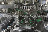 Bouteille d'eau automatique rinçant la machine de capsulage remplissante