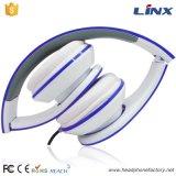 Populäre Stereokopfhörer-Fabrik für faltbaren Kopfhörer-Stereolithographie-Kopfhörer